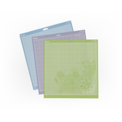 "MAT SPECIAL - Machine Mat Variety Pack, 12"" x 12"" (3 ct.)"