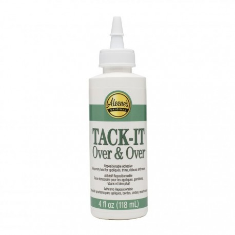 Aleene's 118ml Tack It Over Glue