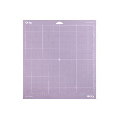 12 x 12 inch Purple Strong Grip Mat