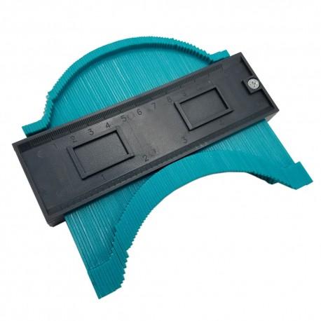 Plastic Profile Copy Gauge Contour Duplicator