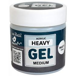Acrylic Heavy Gel medium -  Matt (100ml)