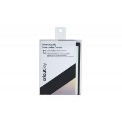 Cricut Joy Insert Cards 12-pack (Black/Holographic)